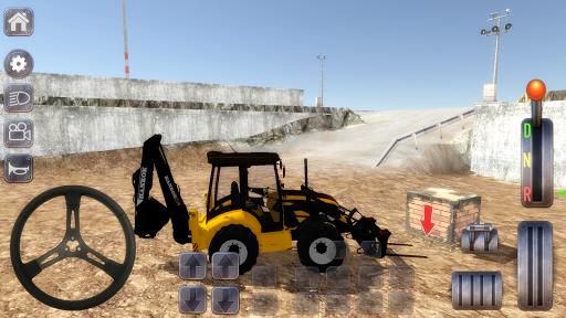 Excavator Simulator Backhoe Loader Dozer Game 1.5 screenshots 24