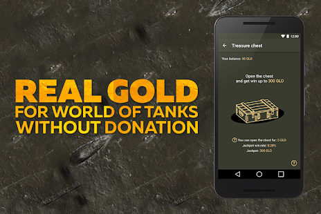 Free Gold For Tanks 1