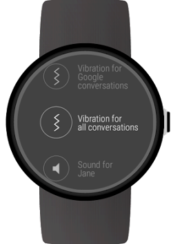Messages for Wear OS (Android Wear)