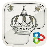 Royal Paper GO Launcher