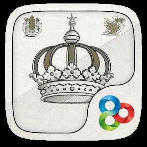 Royal Paper GO Launcher