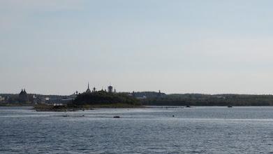 Photo: Вырос остров...
