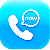 textnow free number and virtual call tips APK Icon