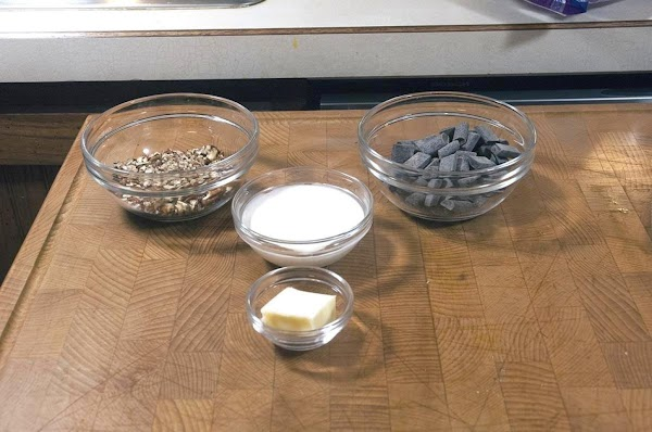 Gather your ingredients (Mise en Place)