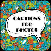 Caption For Photos