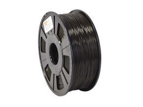ThriftyMake Black PLA Filament - 1.75mm