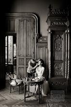 Photo: Katherine Johnston and Bernard Chriqui