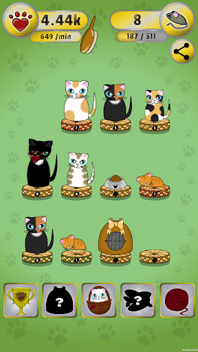 Télécharger Cat Merge apk mod screenshots 1