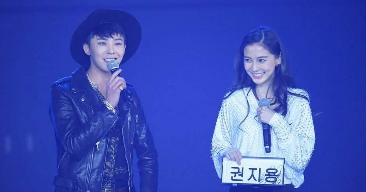 """G-Dragon makes an appearance on Chinese """"Running Man"""" (Hurry Up, Brother) for Angelababy"""