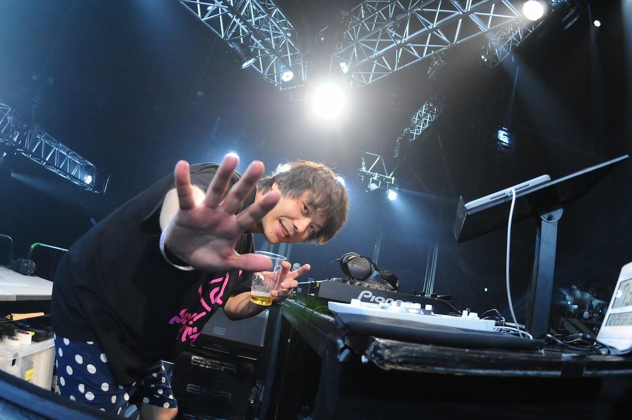 【迷迷現場】COUNTDOWN JAPAN 18/19 DJピエール中野( 凛として時雨 ) 超絕演出嗨爆全場