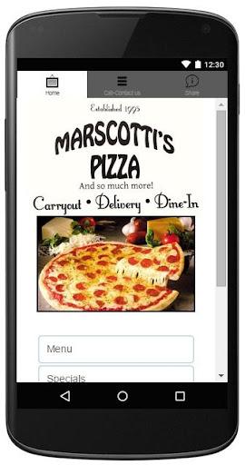 Marscotti's Pizza