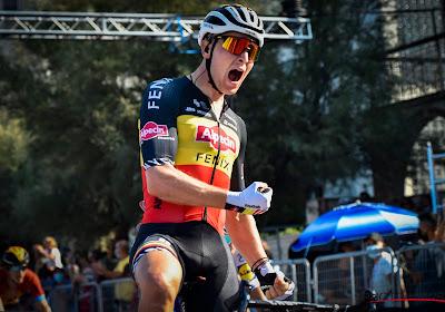 """Vriendin Cameron Vandenbroucke: """"Tim Merlier droomt van winnen op de Champs-Élysées"""""""