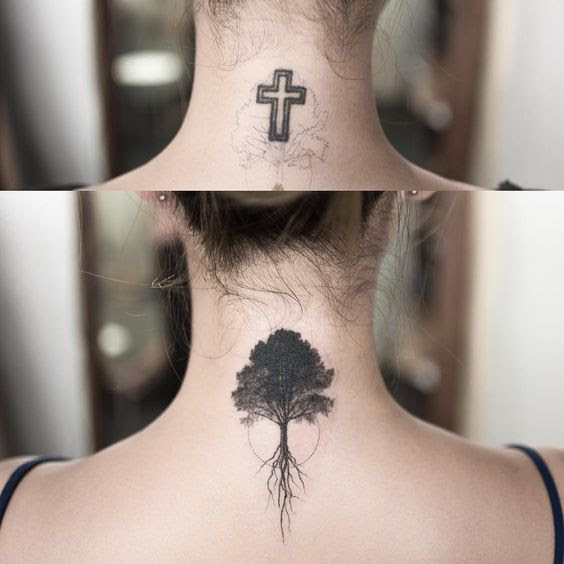 Best cover up tattoos ideas