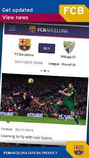 FC Barcelona Official App screenshot 00