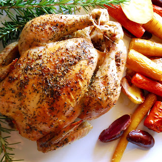 Herbs de Provence Roasted Chicken