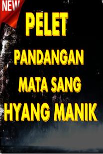 PELET PANDANGAN MATA SANG HYANG MANIK - náhled