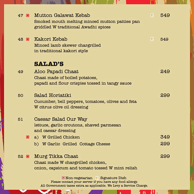 Citrus Cafe - Lemon Tree Hotel menu 13