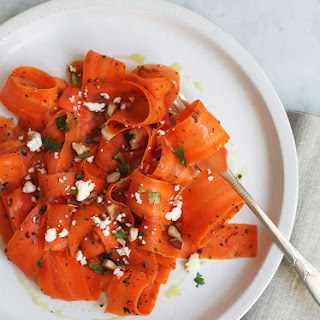 Diana Yen's Mediterranean-Style Carrot Salad