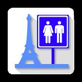 Toilets in Paris Mod