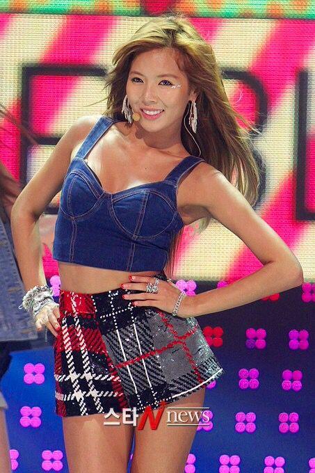 hyuna hair 21