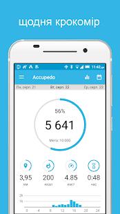Accupedo - Крокомір Screenshot