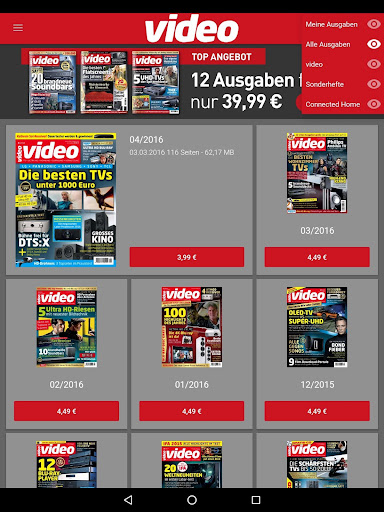 video Magazin screenshot 8