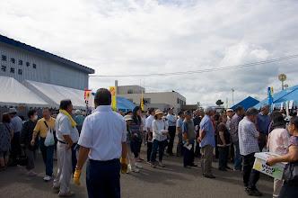 Photo: 北竜町メロンすいか祭 2014