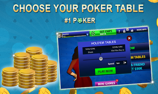 Texas Hold'em Poker Online – Holdem Poker Stars 6