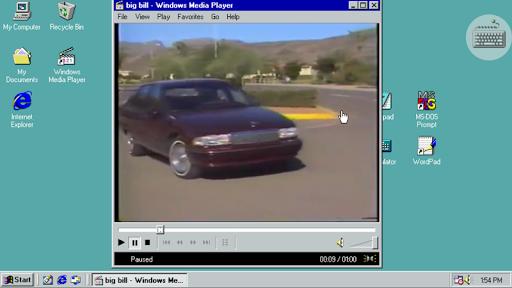 Win 98 Simulator  screenshots 2