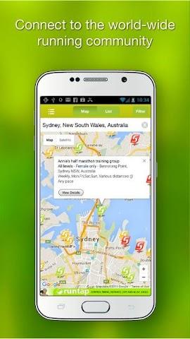 android RunGroup Screenshot 0
