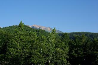 Photo: 御岳山頂は遥か