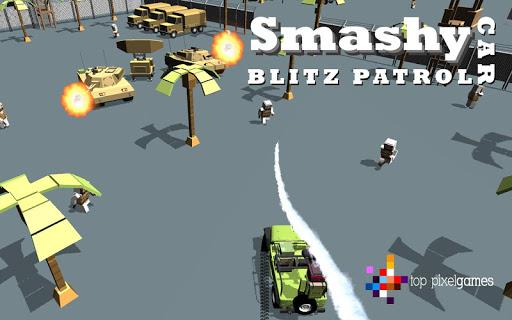 Smashy Car: Busted Road Patrol