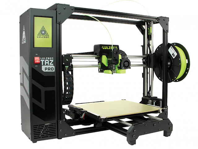 LulzBot TAZ Pro S 3D Printer
