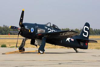 Photo: Grumman F8F-2 Bearcat