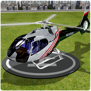 RC Helicopter Flight Sim for PC and MAC