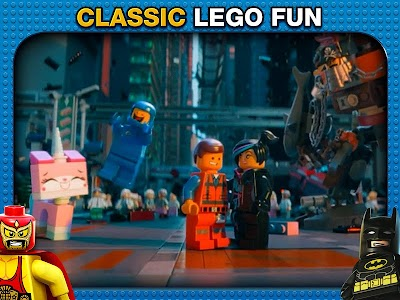 The LEGO ® Movie Video Game screenshot 9