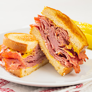 Corned Beef Egglicious Style