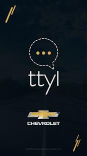 TTYL by Chevrolet screenshot