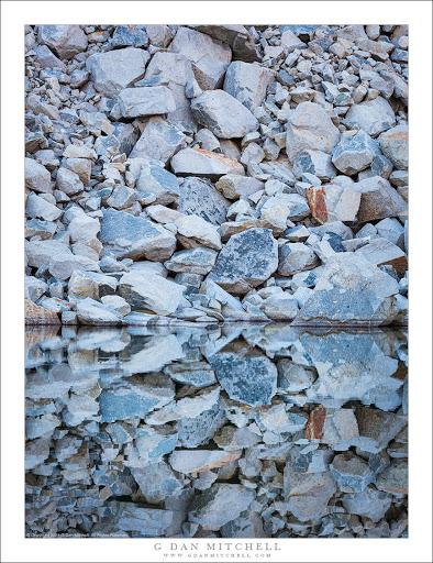 Rocky Shoreline, Reflections