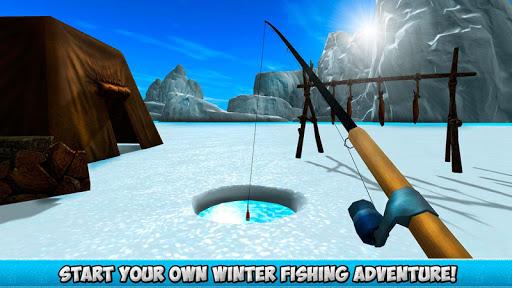 Ice Winter Fishing 3D