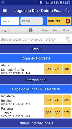 SA Esportes 4.0.1.0 screenshots 18