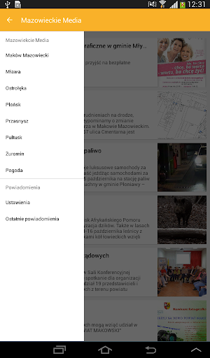 Mazowieckie Media  screenshots 8