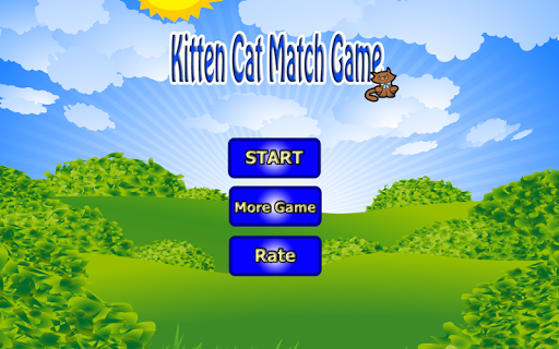 Kitten Memory Games Matching