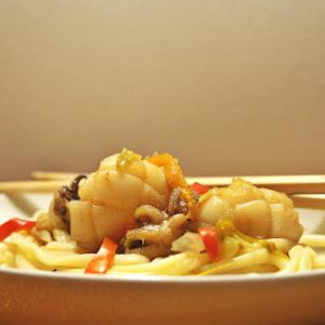Sautéed Cuttlefish