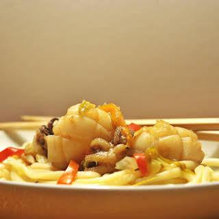 Sautéed Cuttlefish.