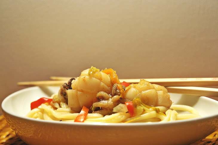SautéEd Cuttlefish Recipe