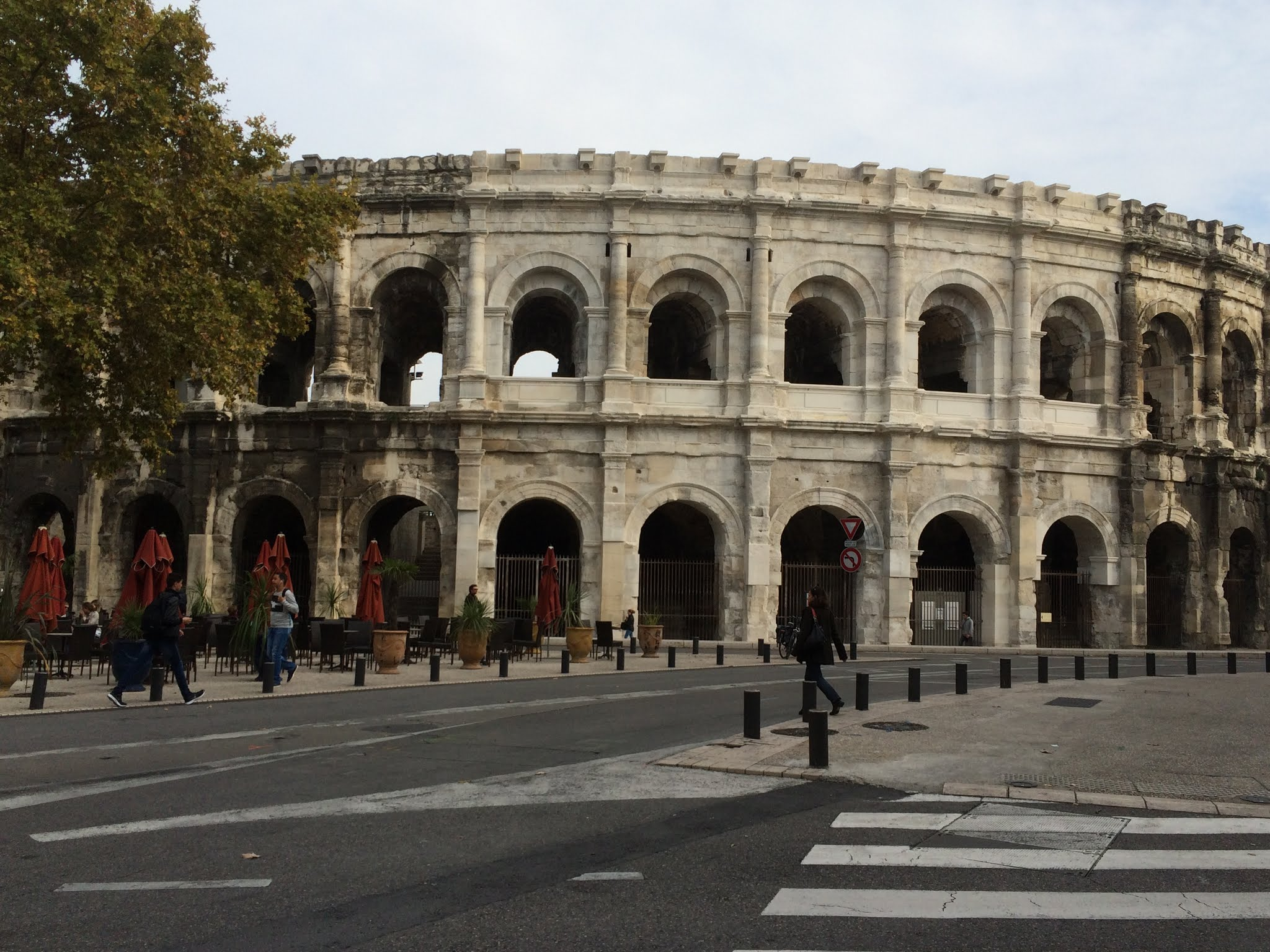 My Photos: France -- Nîmes