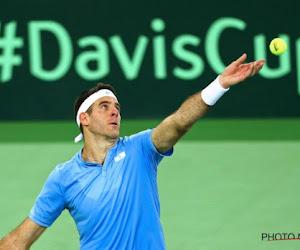 """Del Potro laat Australian Open waarschijnlijk schieten: """"Ik denk niet dat ik het zal halen"""""""