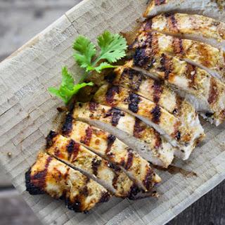 Prize Winning Grilled Tandoori Style Chicken
