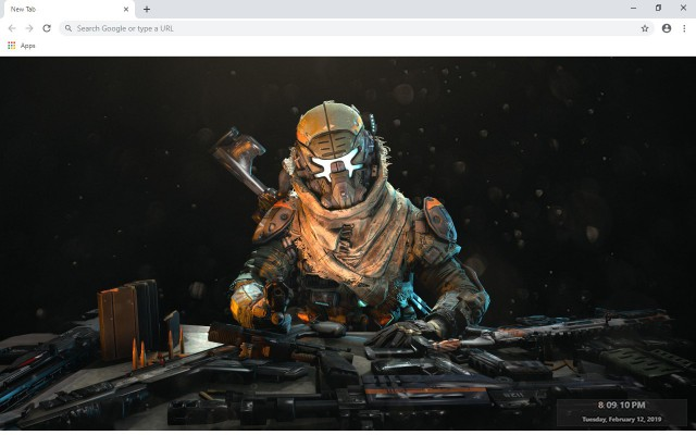 Titanfall 2 New Tab & Wallpapers Collection